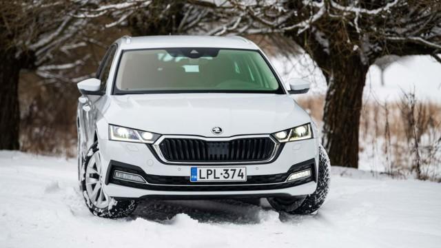 Koeajo: Škoda Octavia 1.0 TSI eTEC säästää sammuttelemalla