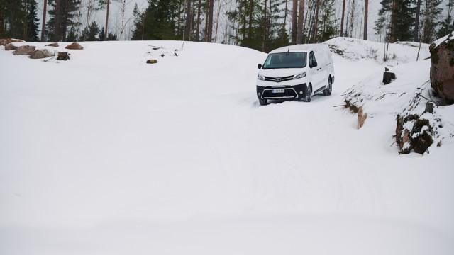 Maistiainen: Toyota Proace 4x4 –ranskalainen neliveto