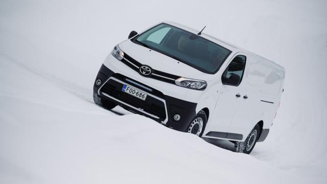 Toyota Proace 4x4