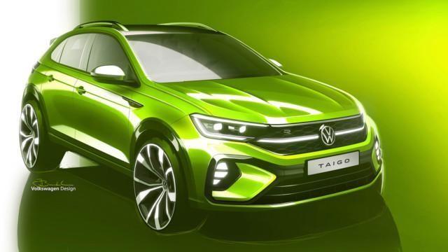 Volkswagen Taigo Brasiliasta