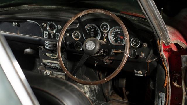 1970 Aston Martin DB6 Mk 2 Vantage –RM Sotheby's