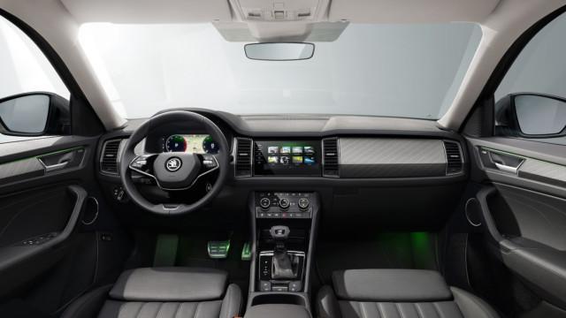 2021 Škoda Kodiaq