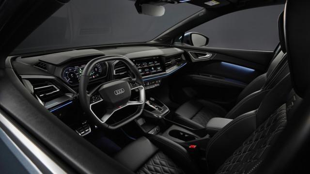 Audi Q4 e-tron Interior