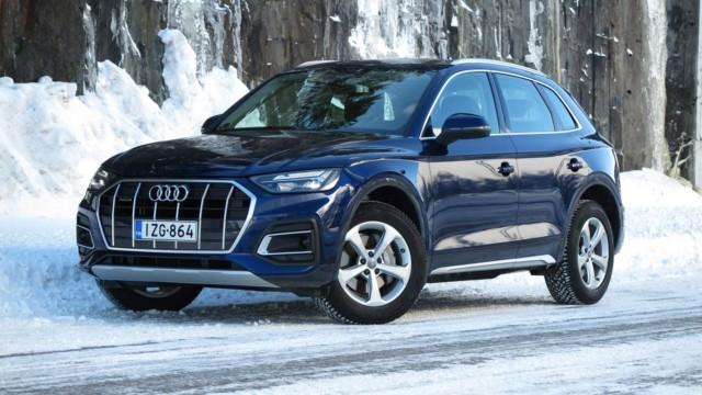 Koeajo: uudistunut Audi Q5 on dieselien kärkeä, mutta bensiinihybridi kärkkyy rinnalle