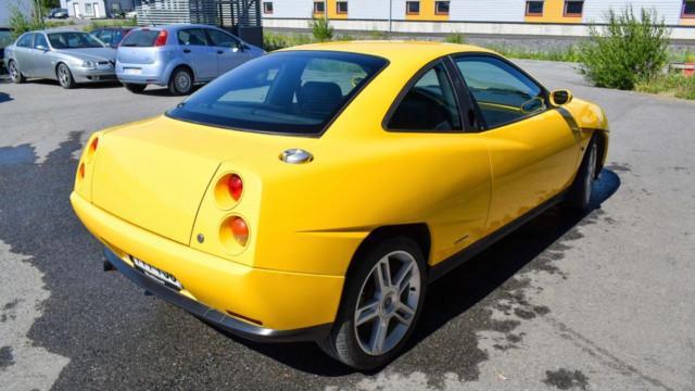 Fiat Coupé 2.0 16V Turbo –Tori.fi
