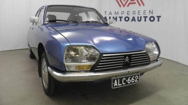Citroën GS Club C-Matic - Tori.fi