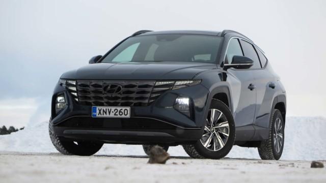Koeajo: Hyundai Tucson 1.6 T-GDI Hybrid 4WD on mallistonsa välihybridi