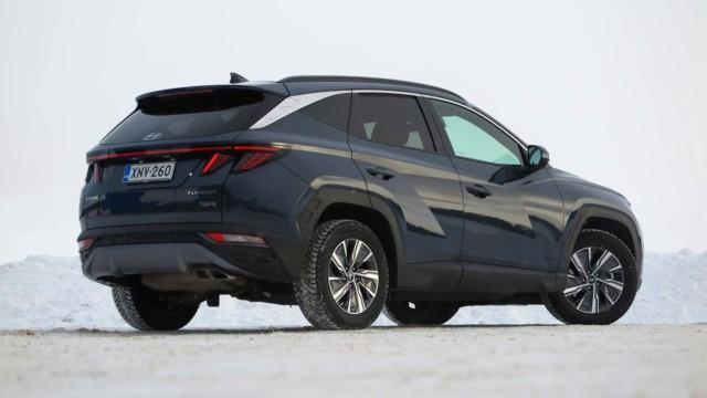Hyundai Tucson 1.6 T-GDI Hybrid 4WD