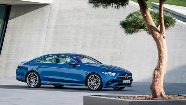 Mercedes-Benz CLS Coupé (BR 257), 2021