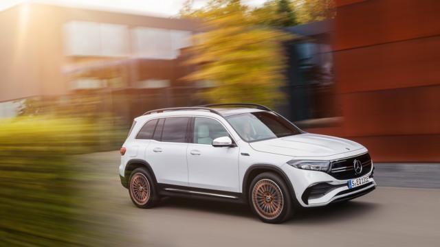 Mercedes-EQ EQB – Mercedes-Benz