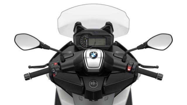 BMW C400X C400GT