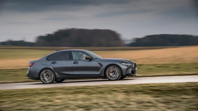 BMW M3 Sedan xDrive Competition