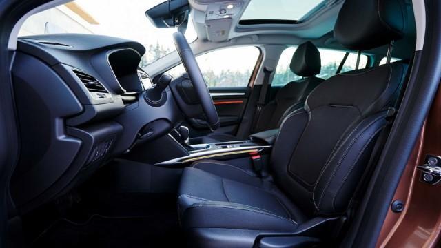 Renault Megane Sport Tourer E-Tech