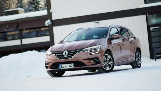 Koeajo: uusittu Renault Mégane on hybridinäkin huomaamaton