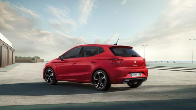 2021 Uudistunut SEAT Ibiza FR