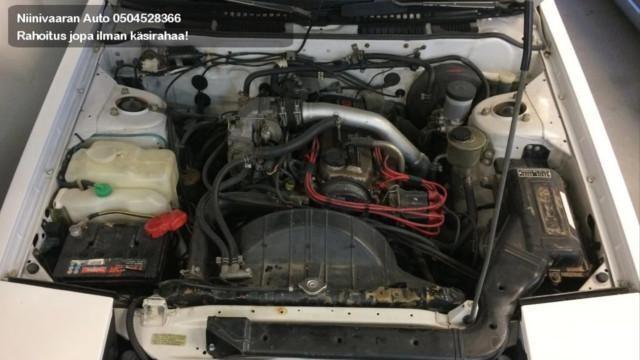 Nissan CA18 (S12 Silvia) –Tori.fi