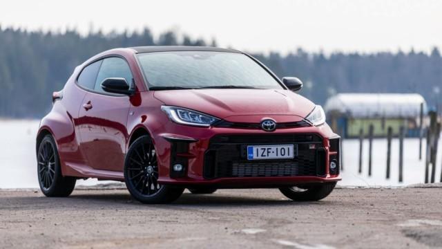 Koeajo: Toyota GR Yaris – lisää tällaisia sivutuotteita!