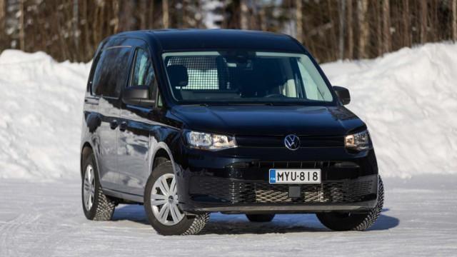 Koeajo: Volkswagen Caddy Cargo on pakuksi hyvä ajettava mutta huono näpelöitävä