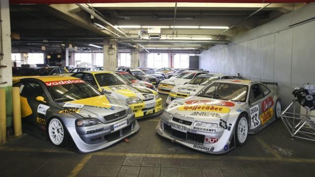 Opel tehdasmuseo museo