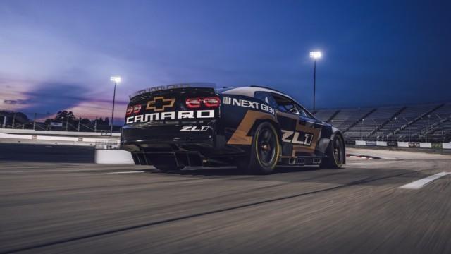 NASCAR Next Gen 2021 Chevrolet Camaro ZL1
