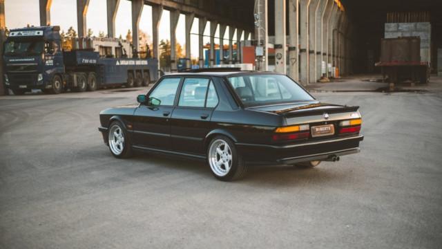BMW E28 M5 – Tori.fi