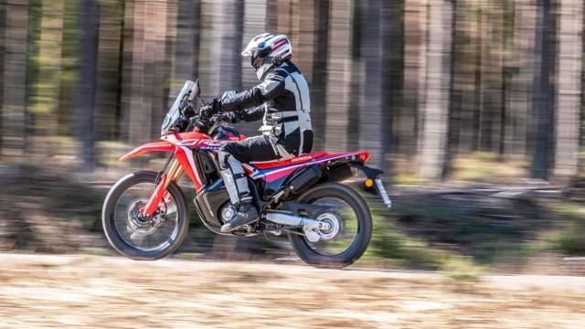 Honda CRF 300 Rally