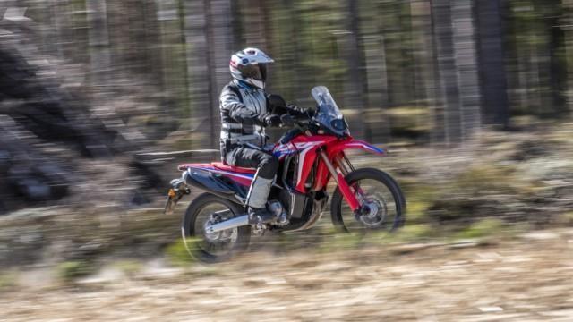 Maistiainen: Honda CRF 300 Rally - Soravirtuoosi
