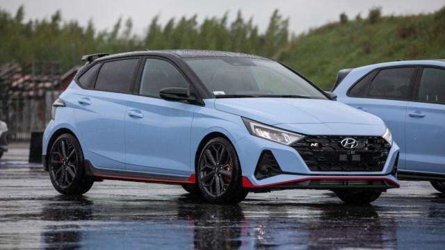 Maistiainen: Hyundai i20 N – hauskuuden ytimessä