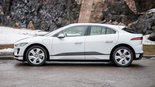 Koeajo: Jaguar I-Pace on muita sähköautoja faceliftin edellä