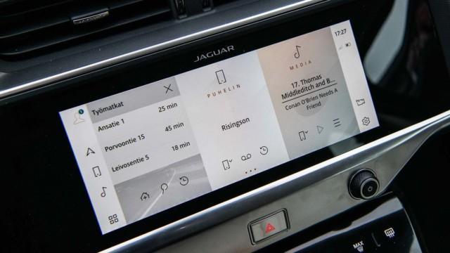 Jaguar I-Pace EV320