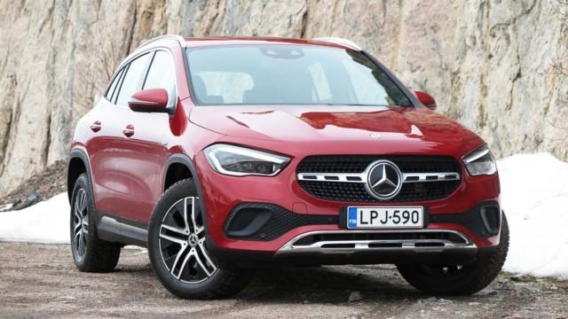 Koeajo: Mercedes-Benz GLA 250 e – pitäisikö valita diesel, lataushybridi vai sähköauto?