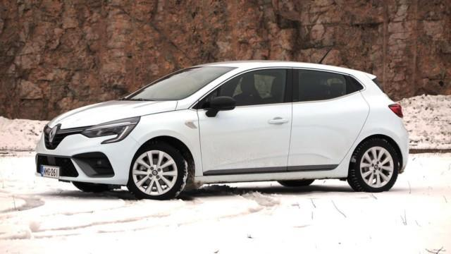Koeajo: Renault Clio E-Tech Hybrid ekoilee erinomaisesti