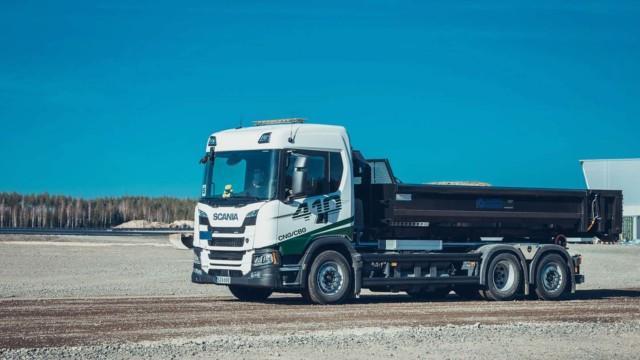 Scania 410