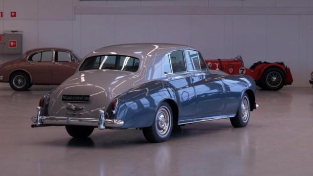 1964 Rolls-Royce Silver Cloud III - Tori.fi