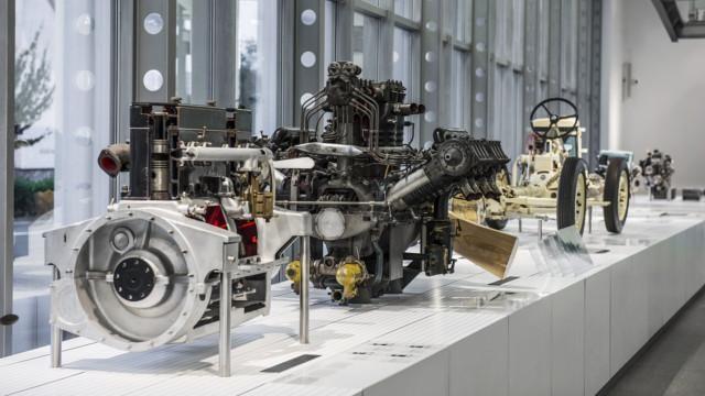 Škoda-museo – tech-galerie