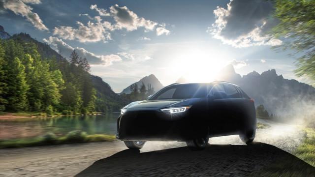 Subaru Soltrerra – Subarun sähköauto