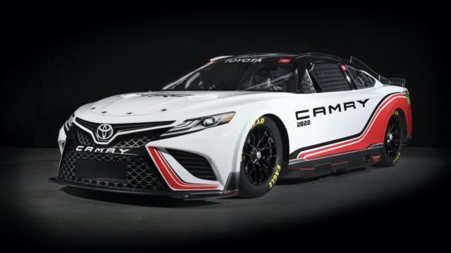 NASCAR Next Gen 2021 Toyota Camry TRD