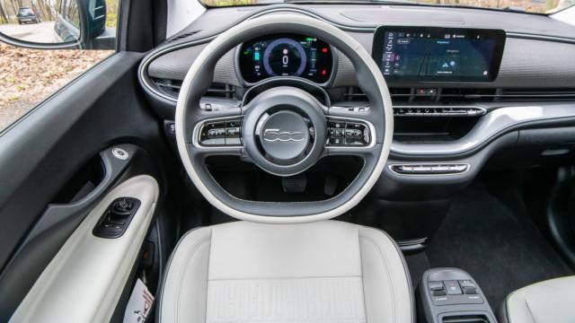 Uusi Fiat 500 sähkö Fiat uusi 500