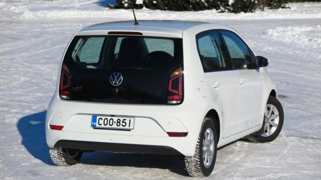 Volkswagen UP Cargo