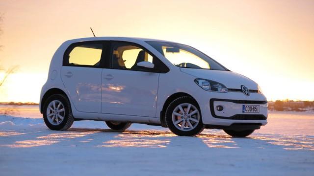 Koeajo: Volkswagen Up Cargo on markkinoidemme pienin pakettiauto