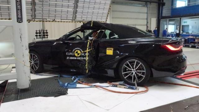 Euro NCAP BMW 4-sarja