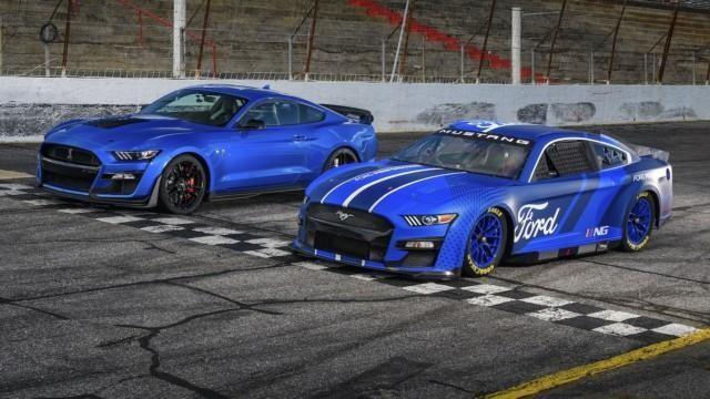 NASCAR Next Gen 2021 Ford Mustang
