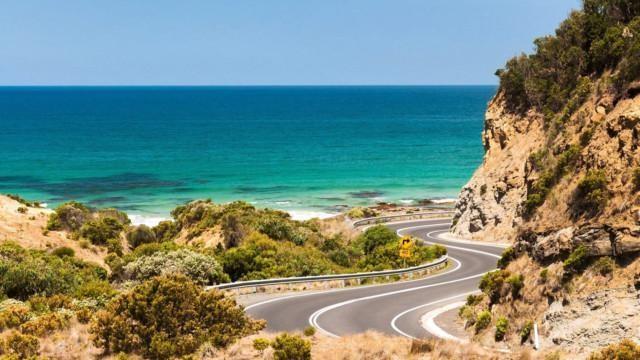 Australia Great Ocean Road automatka roadtrip tie automatkailu