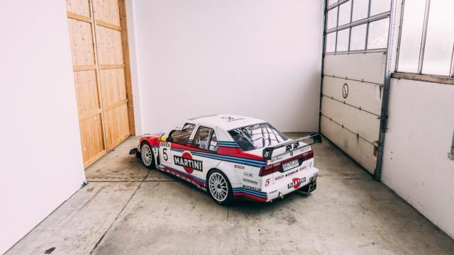 Alfa Romeo 155 V6 TI ITC –RM Sotheby's