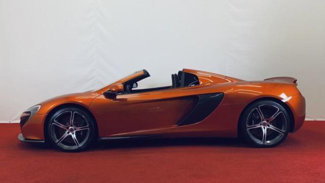 McLaren 650S –Tori.fi