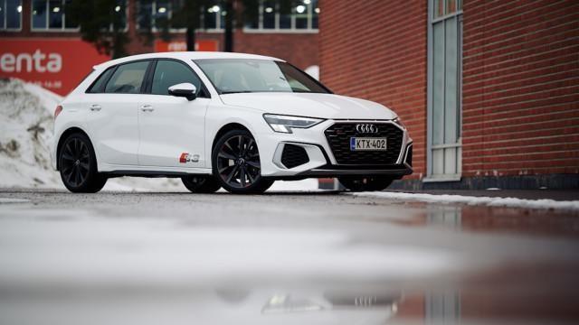 Koeajo: Audi S3 on teknisesti kyvykäs sportti, mutta mikä siinä ei sytytä?