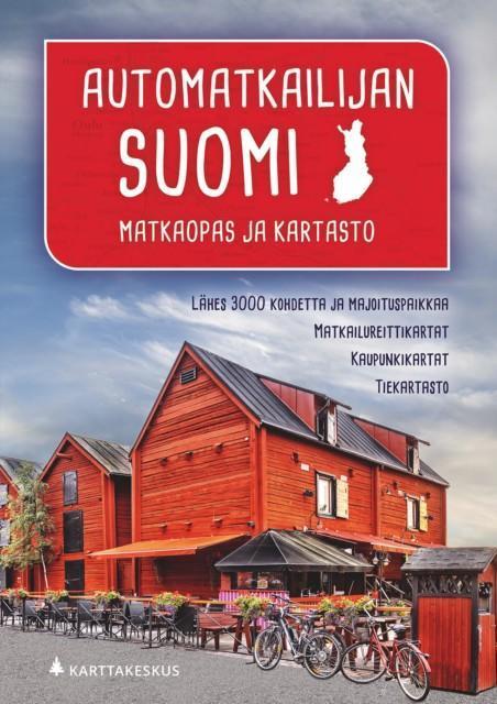 Automatkailijan Suomi matkaopas