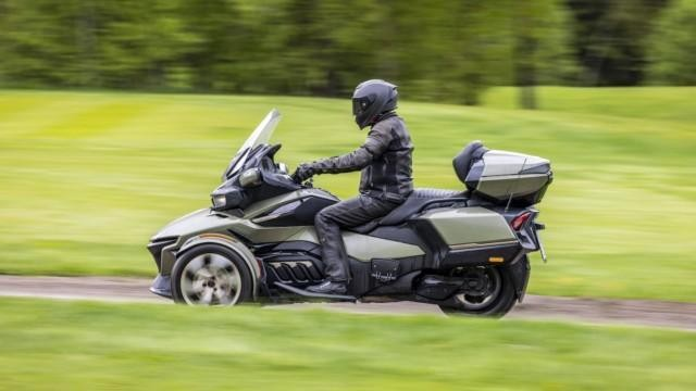 Can-Am Spyder RT Sea to Sky