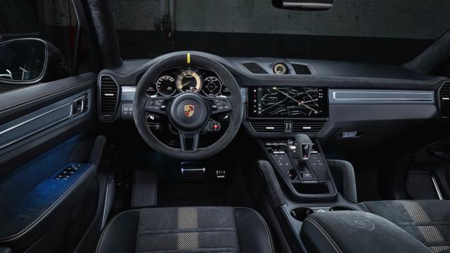 Cayenne Turbo GT