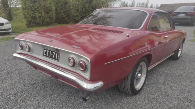 Chevrolet Corvair – Tori.fi